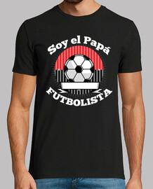 Día del padre futbolista