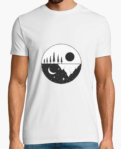 Camiseta Dia y noche