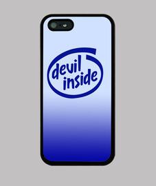 Diable à l'intérieur