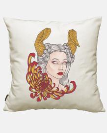 diable chrysanthème