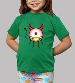 Diablete - Camiseta infantil