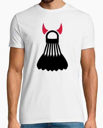 Camiseta diablo bádminton