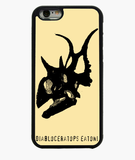 Funda iPhone 6 Diabloceratops funda