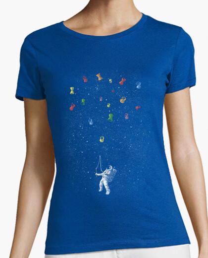 Camiseta Diábolo espacial