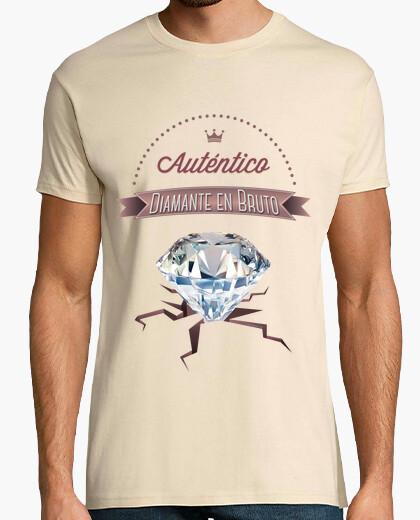 Tee-shirt diamant