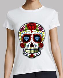 diamant  tête de mort  mexicain !!!