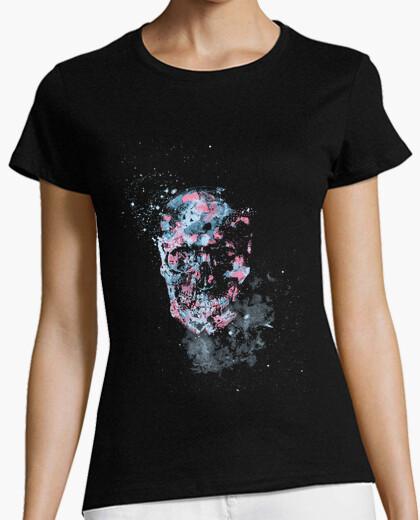 T-Shirt diamant skully