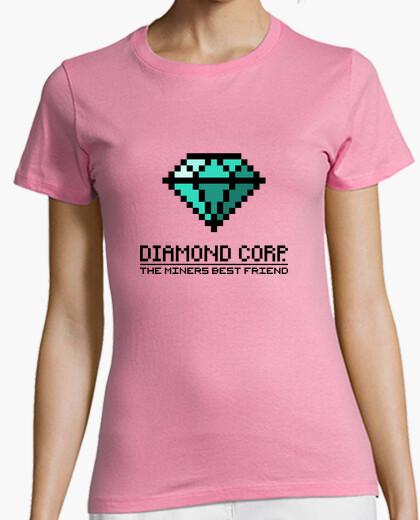 Camiseta Diamond Corp - The Miners Best Friend