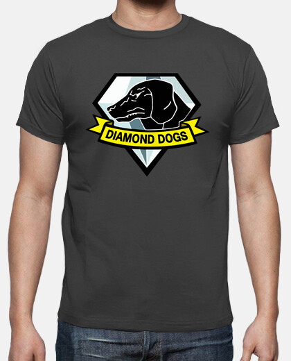 DIAMOND DOGS MGS