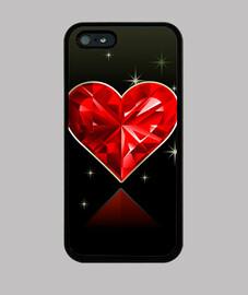 Diamond Heart 5
