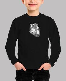 Diamond heart peques