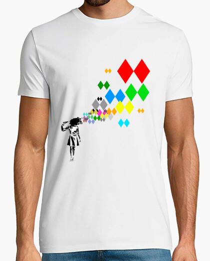 Camiseta Diamond Suicide