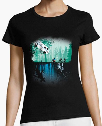 Camiseta Días Extraños
