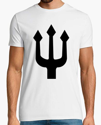 tridente diavolo  T-shirt diavolo tridente - 1137943