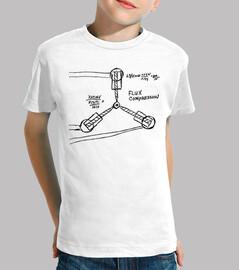 Dibujo Condensador de Fluzo
