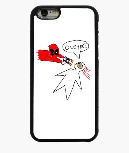 Funda iPhone 6 / 6S Dibujo Deadpool