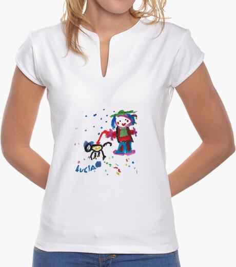 Camiseta Dibujo hijo
