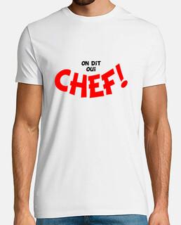 dicen que sí chef!