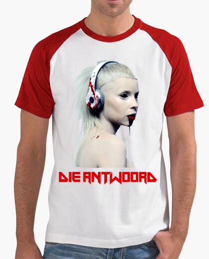 Camiseta Die Antwoord - Yolandi Visser