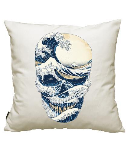 Ansehen Kissenbezüge skulls