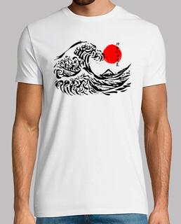 die große Welle vor Kanagawa