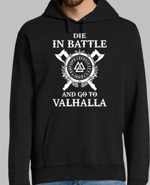 die in battle ... (vikings)