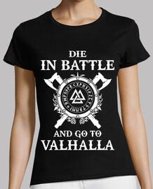 Die in Battle... (Vikings)