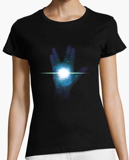 T-Shirt die letzte grenze