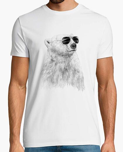 T-Shirt die sonne nicht gehen lassen nach unten