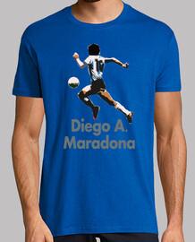 Diego A Maradona