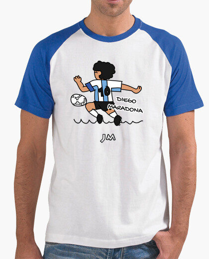 Diego Armando Maradona 10 Argentina t-shirt