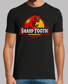diente afilado parque jurásico
