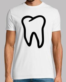 diente dientes logo