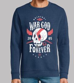 dieu de guerre pour toujours