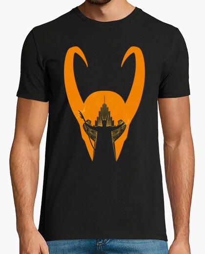 Tee-shirt dieu maléfique du mal