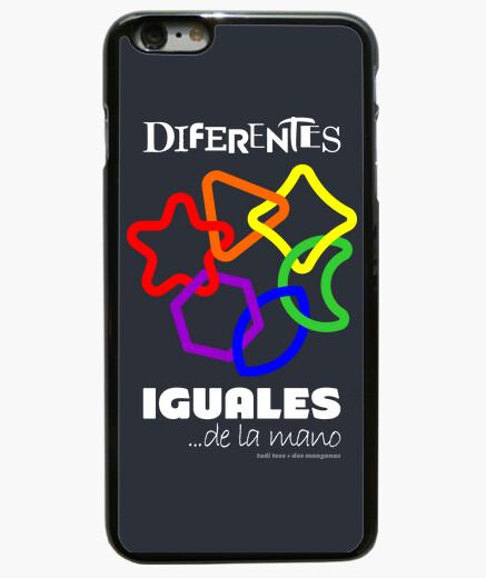 Funda iPhone 6 Plus / 6S Plus Diferentes Iguales