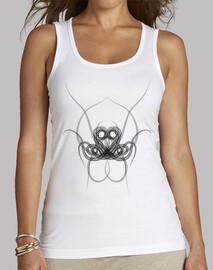 Digital Octopus of Love - Mujer
