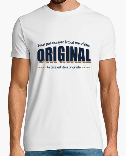 Tee-shirt Dikkenek Original
