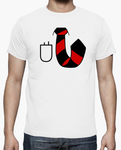 Dilbert - tie and pocket t-shirt