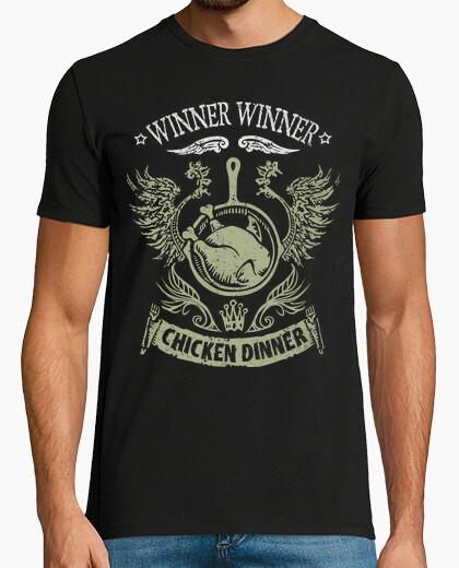 Tee-shirt dîner de poulet