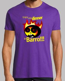 Dinner in Barro!!! - Sobre oscuro
