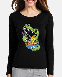 dino tyrannosaurus rex ramen regalo par