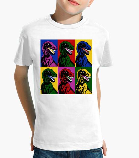 Ropa infantil Dinosaur Pop Art