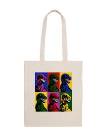 Dinosaur Pop Art