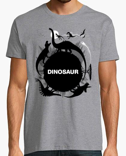 Tee-shirt dinosaures 360