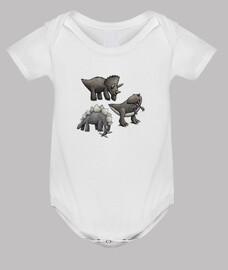 dinosaures! bébé