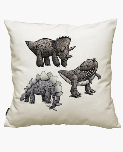 Fodera cuscino dinosauri!