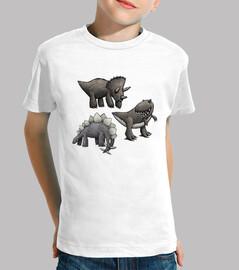 dinosauri! maglietta