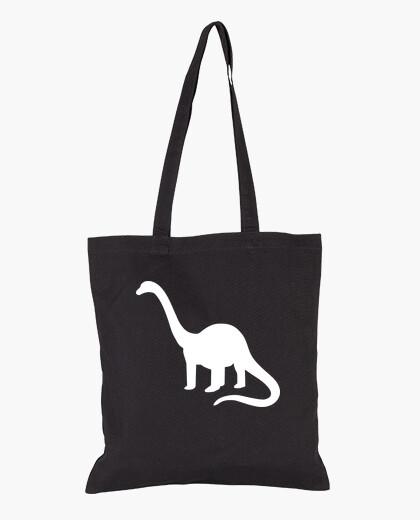 Bolsa dinosaurio