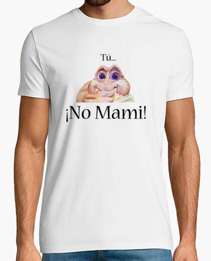 Camiseta Dinosaurios tú no mami.